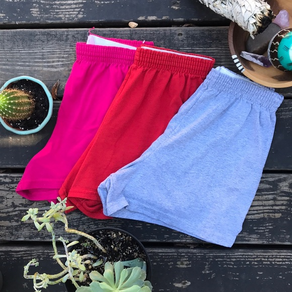 Soffe Pants - 3 Pairs of Soffe Shorts